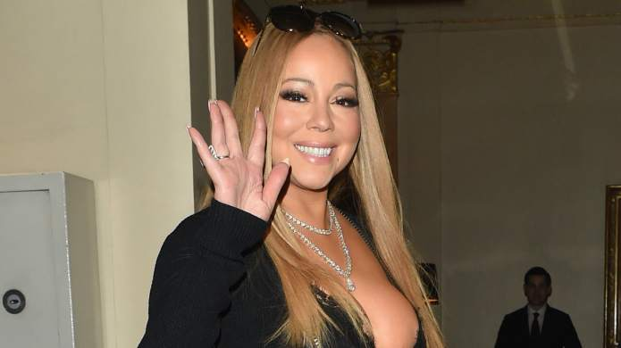 Mariah Carey Takes Jab at James