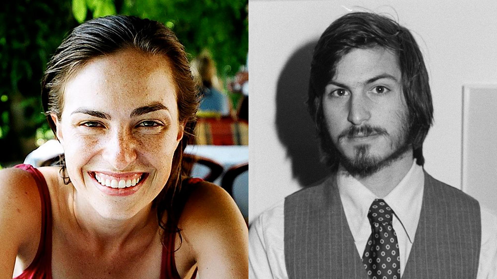 b59c218f57d The Real Story Behind Steve Jobs & His Daughter Lisa Brennan-Jobs ...