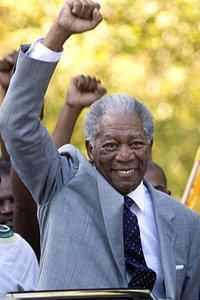 Morgan Freeman's Invictus journey