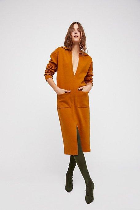 Must-Have Long Sleeve Dresses   Skylar Mini Dress