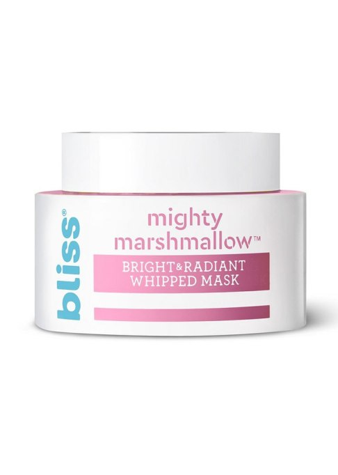 Bliss Mighty Marshmallow Bright & Radiant Whipped Mask