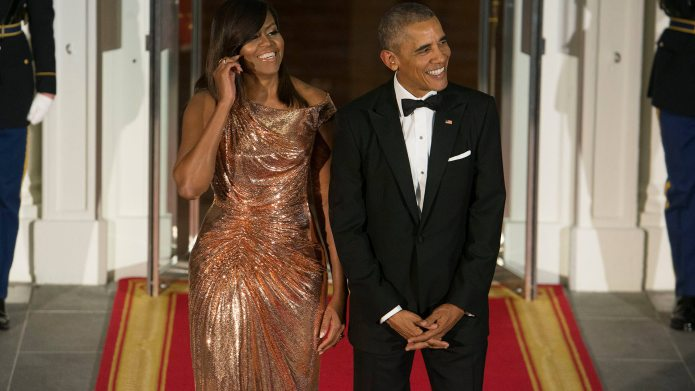 The Obamas Responded to a Wedding