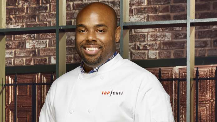 Top Chef's Gerald S. says exactly