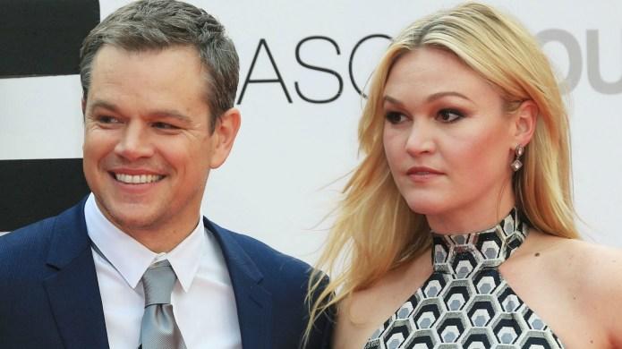 'Jason Bourne' film premiere, London, Britain