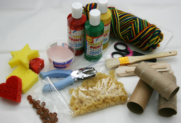 Essential Craft Supplies To Keep In The House Sheknows