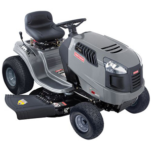 Craftsman 42-inch 17.5 HP Shift-on-the-Go Lawn Tractor