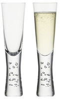Verve Flute Glass - $9.95 each (Regular price $12.95)