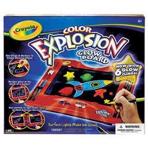 Crayola Explosion Glow Board