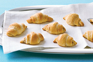 Cream Cheese-Bacon Crescents