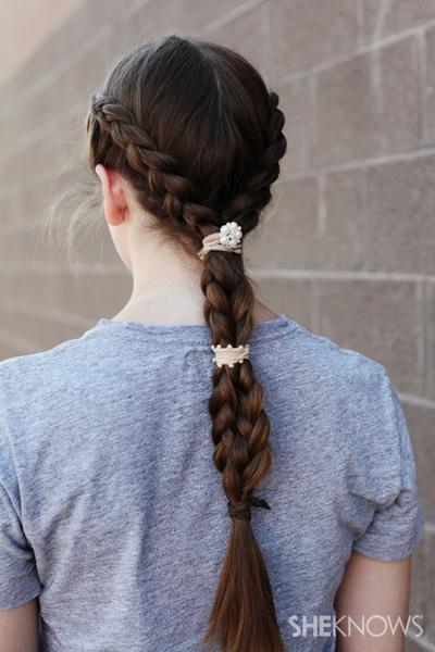 How to make Dutch braids | SheKnows.com