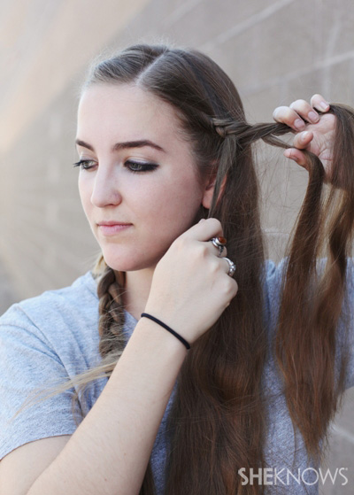 How to make Dutch braids | SheKnows.com