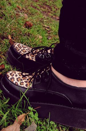 Creeper shoes