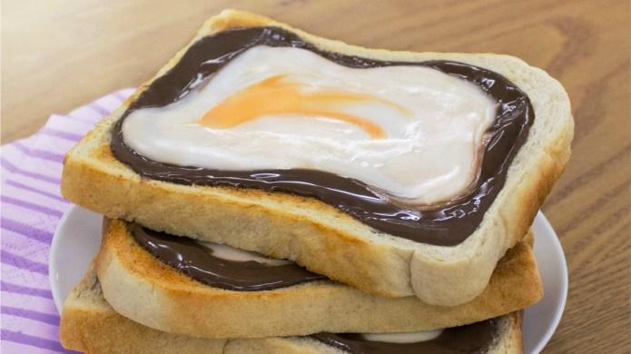 World's first Crème Egg café is