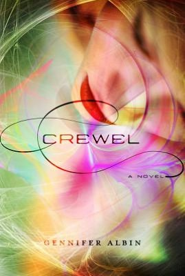 Crewel cover