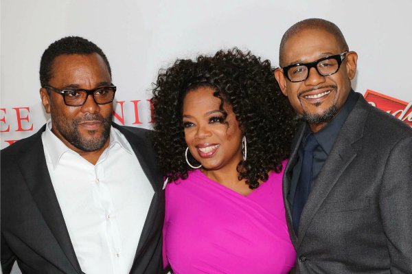The Butler's Lee Daniels, Oprah Winfrey and Forest Whitaker