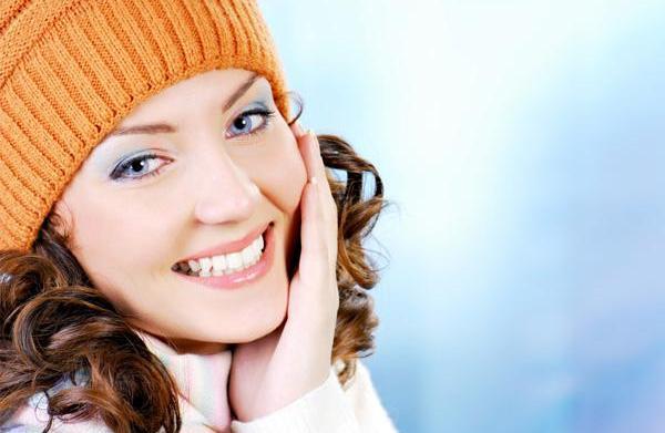 DIY winter skin care