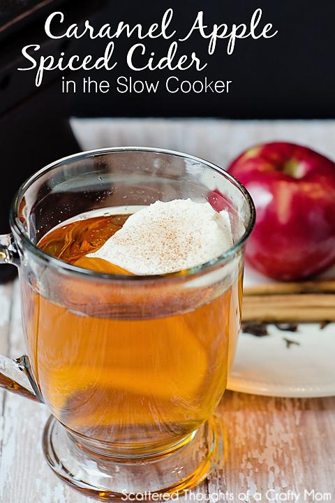 starbucks caramel spiced cider copycat recipe