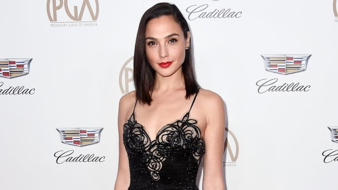 Gal Gadot Is Preparing for a
