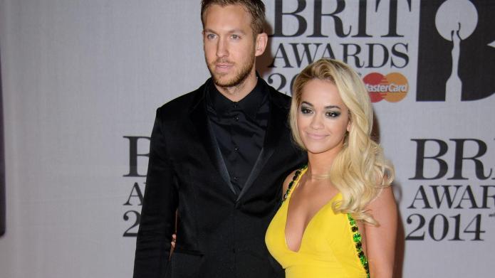 Calvin Harris confirms split with Rita