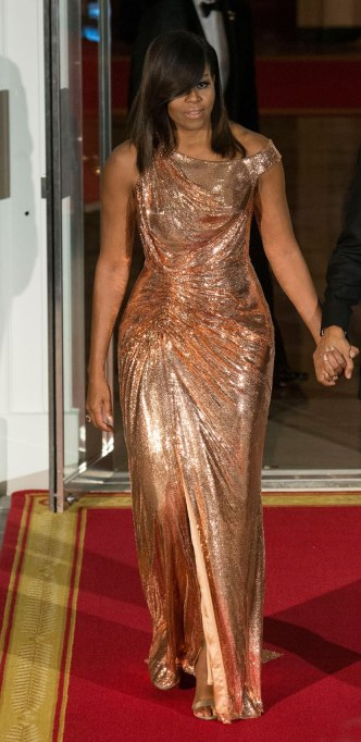 Feminist Fashion Icons: Michelle Obama
