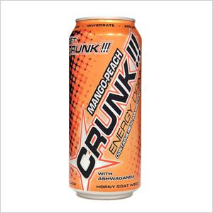 Lil Jon's CRUNK!!! Energy Drink