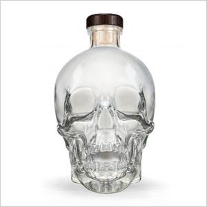 Dan Akroyd's Crystal Head Vodka