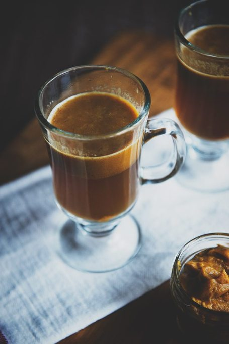 17 Pumpkin cocktails: Hot buttered rum cocktail