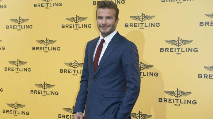 David Beckham shames tabloid for reporting