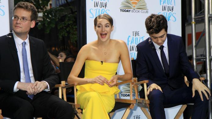 Shailene Woodley's hot new movie: The