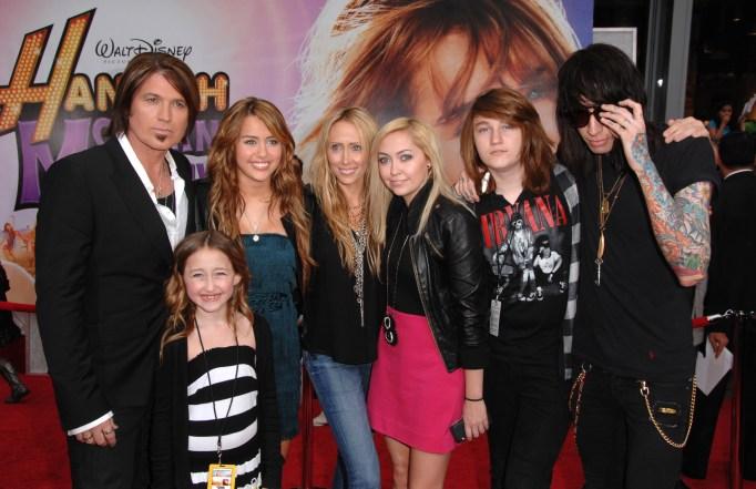 Billy Ray Cyrus' children