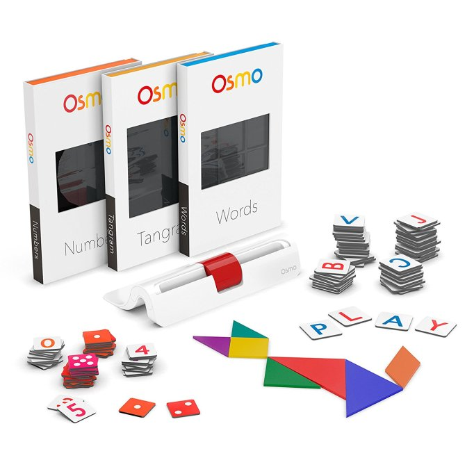 Holiday Gifts for Every Age: Osmo Genius Kit | 2017 Holiday Gift Guide