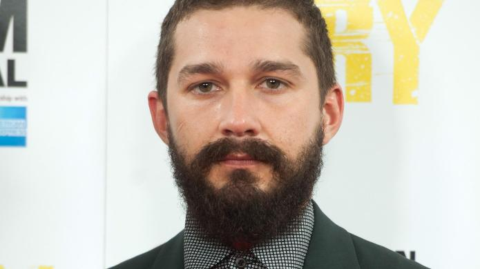Shia LaBeouf shockingly reveals he was