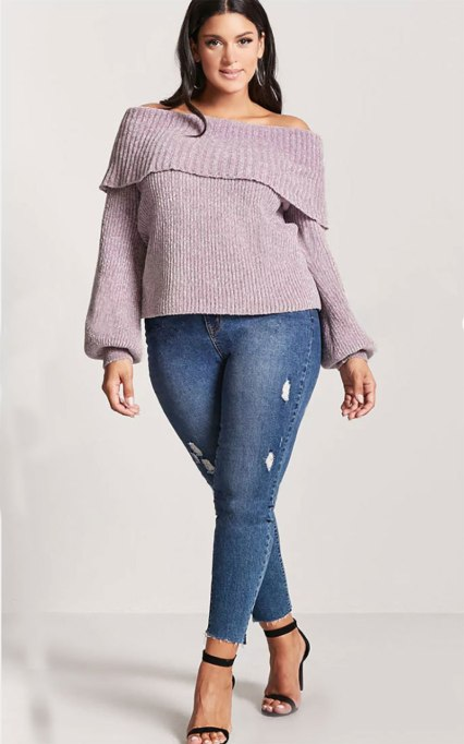 Ways To Wear Pastels This Fall | Off The Shoulder