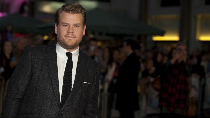 James Corden set to rock late-night