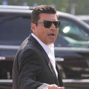 No more drinking for George Lopez
