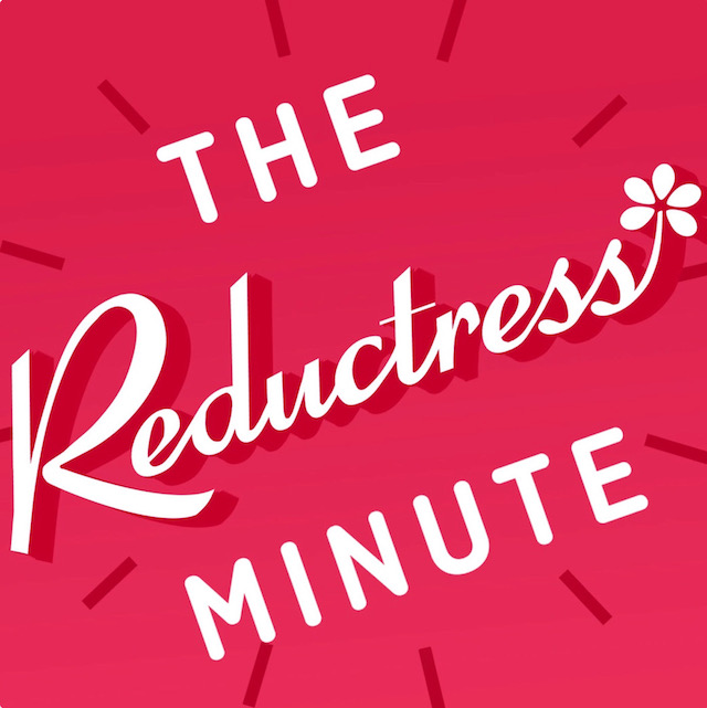 Cover art for 'The Reductress Minute' podcast