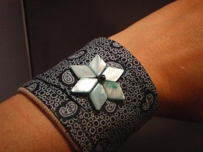 Cuff bracelet from Etsy