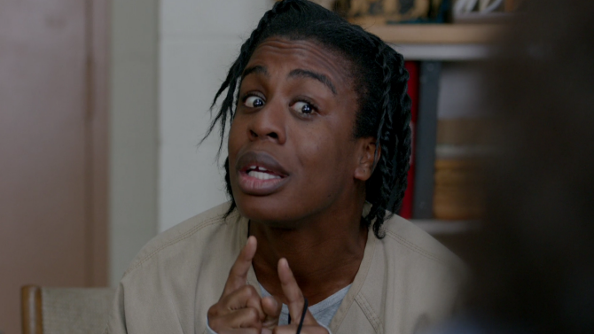 11 lessons Crazy Eyes from 'OITNB'