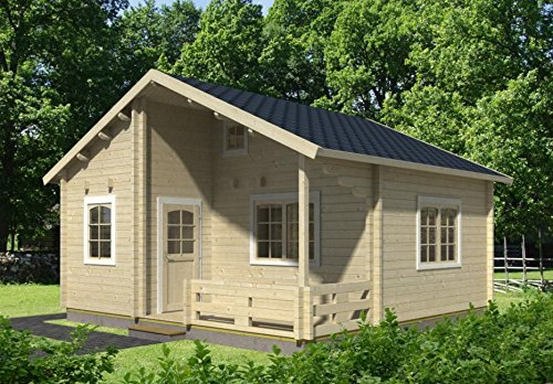 The Best Tiny Houses Available on Amazon: Cabin with bathroom