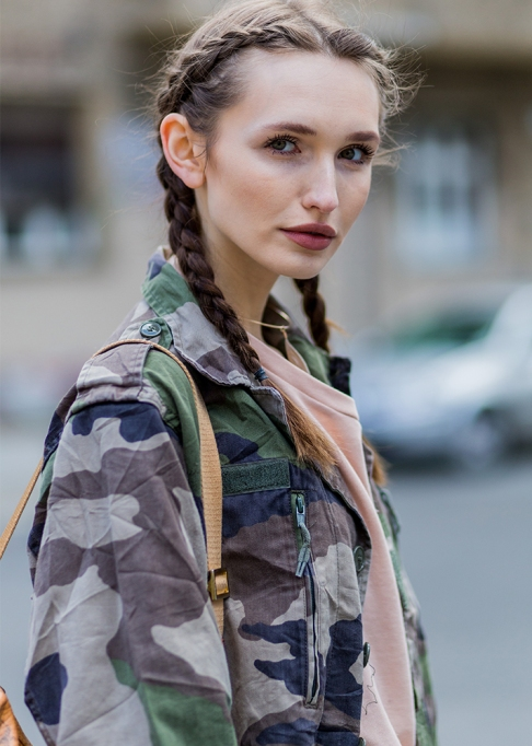 Gorgeous Fall Hairstyles: Two dutch braids | Fall Beauty 2017