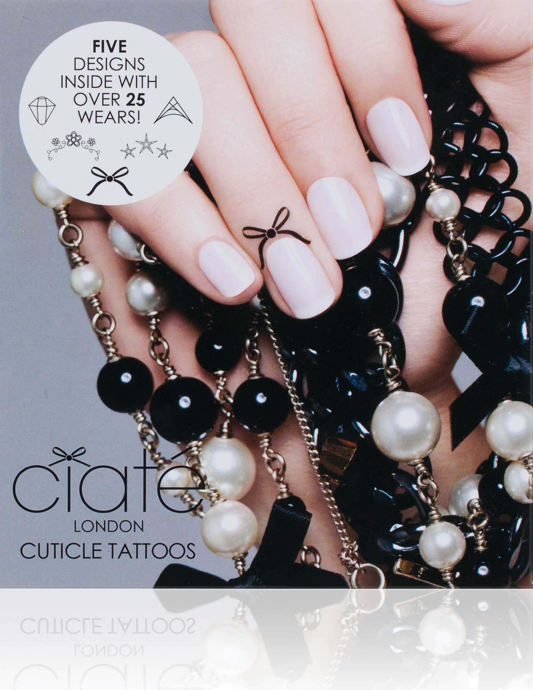 Ciaté's Cuticle Tattoos