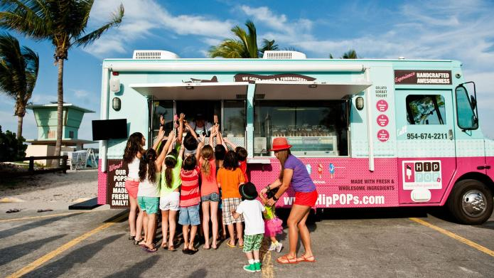 Best healthy food trucks across the