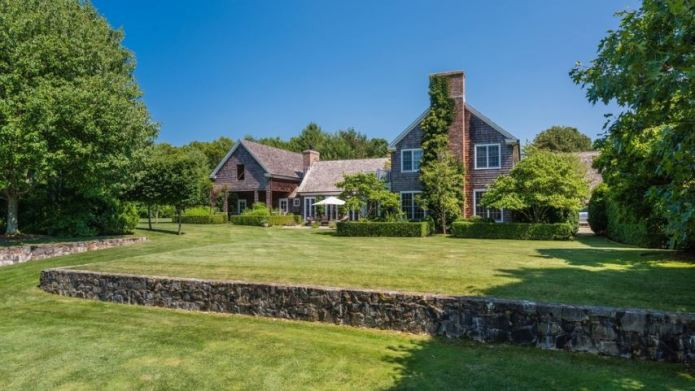Matt Lauer's Hamptons estate sure looks