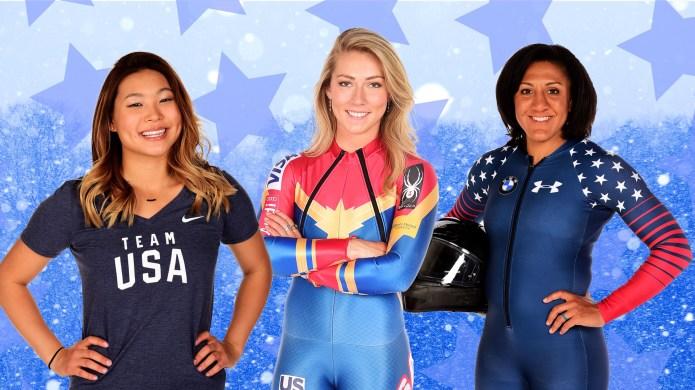 Top 10 Team USA Women to