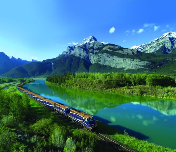 Northern Adventure Rail & Drive