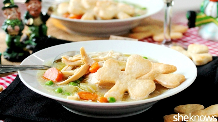 Slow Cooker Sunday: Chicken potpie soup