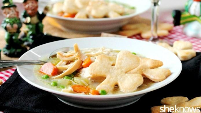 Slow Cooker Sunday: Chicken potpie soup
