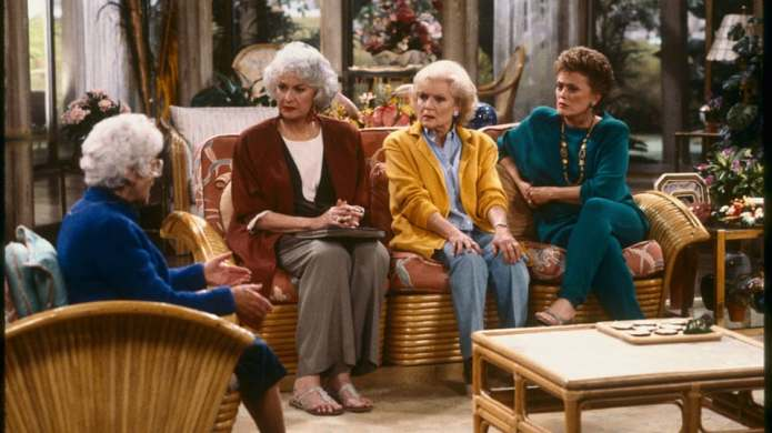 6 Times the Golden Girls Were
