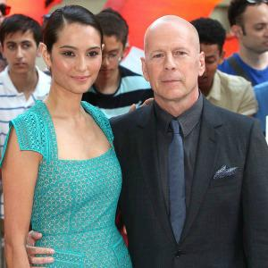 Bruce Willis and wife Emma are