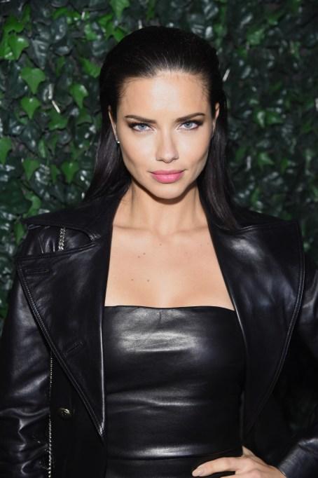 Natural Celebrity Beauty Hacks | Adriana Lima — Avocado Hair Mask